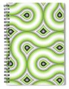 Pattern Spiral Notebook