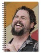 Patterson Hood Band Spiral Notebook