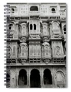 Patwon Haveli Spiral Notebook