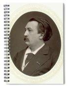 Paul Gustave Dor� (1833-1883) Spiral Notebook