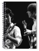 Paul And Mick In Spokane 1977 Spiral Notebook