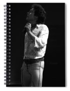 Paul Feeling The Good Vibes In Spokane 1977 Spiral Notebook