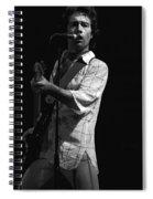 Paul Rocking In Spokane In 1977 Spiral Notebook