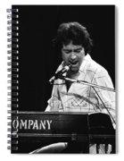 Bad Company Live In Spokane 1977 Spiral Notebook
