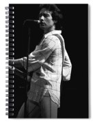 Paul On The Burnin Sky Tour 1977 Spokane Spiral Notebook