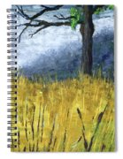 Pauls Tree Spiral Notebook