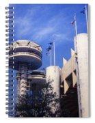 Pavilion Spiral Notebook
