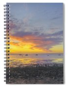 Pavilion Sunrise Spiral Notebook