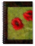 Pavot - 027023173-bl01 Spiral Notebook