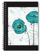 Pavot - S05-02a Spiral Notebook