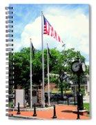 Pawling Memorial Spiral Notebook