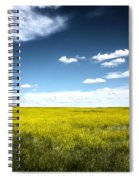 Pawnee Grasslands Spiral Notebook