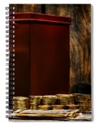 Pay Day Spiral Notebook