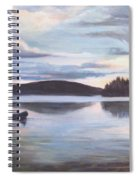 Payette Lake Idaho Spiral Notebook