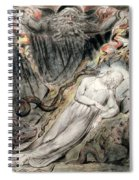 Pd.20-1950 Christs Troubled Sleep Spiral Notebook