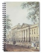 Pd.63-1958 Emmanuel College, Cambridge Spiral Notebook