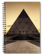 Peace And Harmony Spiral Notebook