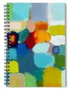 Peace And Joy 3 Spiral Notebook