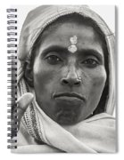 Peace Be With You Spiral Notebook