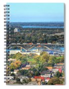 Peace Bridge Autumn 2013 Spiral Notebook