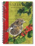 Peace On Earth 1 Spiral Notebook