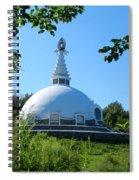Peace Pogota Spiral Notebook