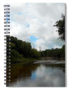 Peace River 3 Spiral Notebook