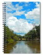 Peace River 4 Spiral Notebook