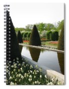 Peace Upon You. Keukenhof In Spring Spiral Notebook
