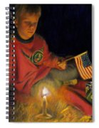 Peaceable Kingdom Spiral Notebook