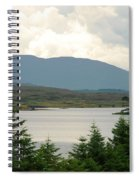 Peaceful And Serene Spiral Notebook