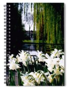 Peaceful Canal Spiral Notebook
