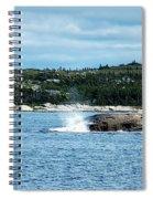 Peaceful Cove Spiral Notebook