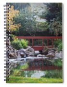 Peaceful Dreams Spiral Notebook
