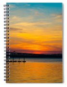 Peaceful Hues Spiral Notebook