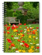 Peaceful Interlude Spiral Notebook