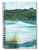 Peaceful Lake Spiral Notebook