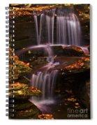 Peaceful Little Falls Spiral Notebook