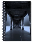 Peaceful Pacific Spiral Notebook