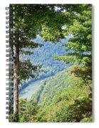Peaceful River Spiral Notebook