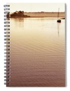 Peaceful River Spiral Notebook