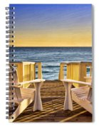 Peaceful Seclusion Spiral Notebook