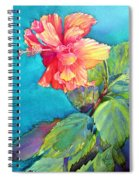 Peach Paradise Spiral Notebook