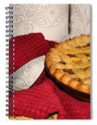 Peach Pie Spiral Notebook