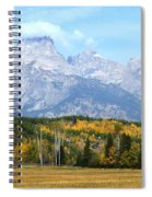 Peak Cloud Spiral Notebook