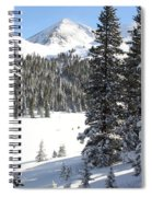 Peak Peek Spiral Notebook