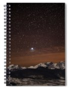 Peaked Interest Spiral Notebook