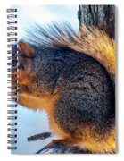 Peanut Breakfast Spiral Notebook