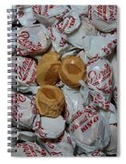 Peanut Butter Kisses - Candy - Sweets - Treats Spiral Notebook