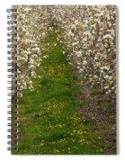Pear Blossom Lane Spiral Notebook